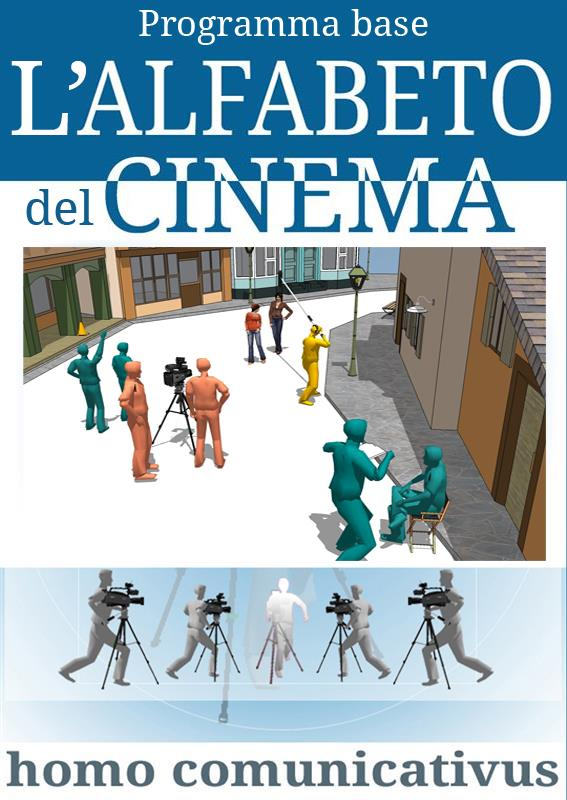 Programma base Alfabeto del Cinema